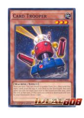 Card Trooper - SDGR-EN016 - Common - 1st Edition