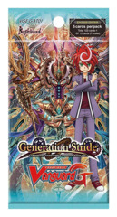 CFV-G-BT01 Generation Stride (English) Cardfight Vanguard G-Booster Pack
