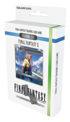 Final Fantasy TCG:  X Starter Deck (Wind and Water)