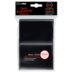 Ultra Pro Large Sleeves 100ct. - Black on Ideal808