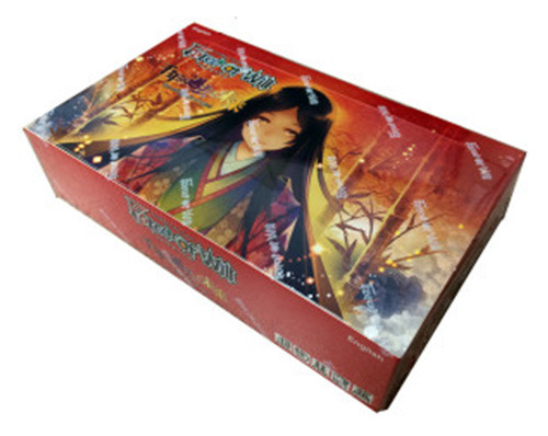 BG04 The Millennia of Ages (English) Force of Will Booster Box