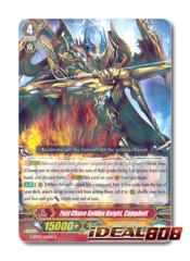 Fast Chase Golden Knight, Campbell - G-BT03/026EN - R