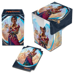 Magic the Gathering Kaladesh Deck Box - Saheeli Rai (#86417)