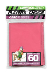 Player's Choice Yu-Gi-Oh! Card Sleeves - Pink