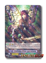 Bewitching Officer, Lady Butterfly - EB03/010EN - R