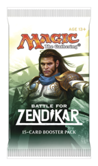 Battle for Zendikar (BFZ) Booster Pack