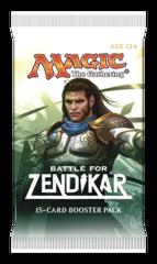 Battle for Zendikar Booster Pack - English