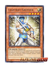 Lightray Grepher - Rare - GAOV-EN084 (1st Edition) ** In-Stock! Ready to Ship! on Ideal808