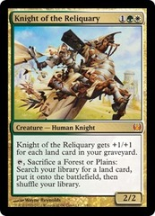 Knight of the Reliquary on Ideal808