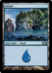 Island (234) - Foil on Ideal808
