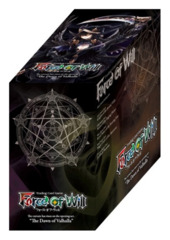 SDS1  Series 1 (English) Force of Will Starter Deck Box (All 5 Decks)