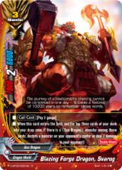 Blazing Forge Dragon, Svarog [D-BT02/0021EN R] English