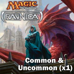Return to Ravnica Complete Set of Commons/Uncommons x 1 on Ideal808