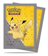 Pokemon Pikachu Grey Deck Protector 65ct (#84557)