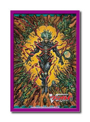 Bushiroad Cardfight!! Vanguard Sleeve Collection (53ct) Vol.47 Darklord of Abyss <Devil of Hell, Dusky> on Ideal808