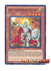 Jain, Lightsworn Paladin - Ultra - LCGX-EN245 on Ideal808