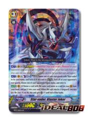 Star-vader, Blaster Joker - BT17/S12EN - SP