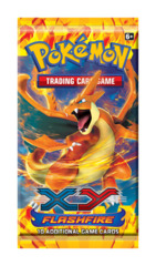 Pokemon XY Flashfire Booster Pack ** In-Stock Now! on Ideal808