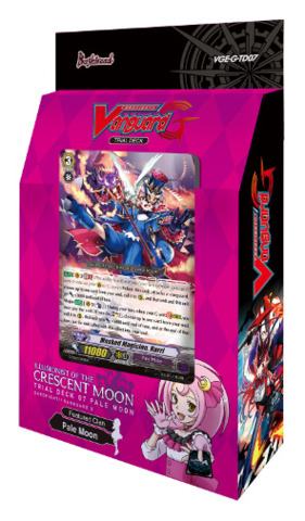 G-TD07 Illusionist of the Crescent Moon (English) Cardfight Vanguard G-Trial Deck