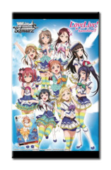 Love Live! Sunshine (English) Weiss Schwarz Booster Pack
