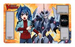 Case Topper Promo Playmat - [Aichi/Majesty Lord Blaster] BT05 Awakening of Twin Blades