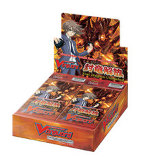 BT11 Seal Dragons Unleashed (English) Cardfight Vanguard Booster Box