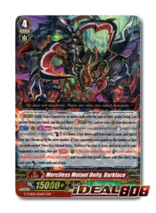 Merciless Mutant Deity, Darkface - G-TCB02/006EN - RRR