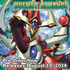 Yugioh Duelist Alliance Booster Pack (1st Edition) <Advent> * Pre-Order Ships August 15, 2014 on Ideal808
