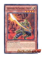 Legendary Six Samurai - Enishi - SDWA-EN017 - Common - 1st Edition