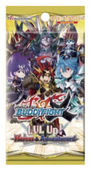 BFE-X-BT03A LVL UP! Heroes and Adventurers (English) Future Card Buddyfight X Booster Pack * PRE-ORDER Ships Sep.22
