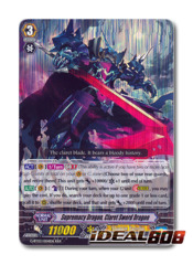 Supremacy Dragon, Claret Sword Dragon - G-BT03/004EN - RRR