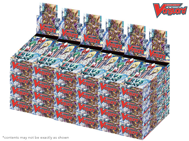 CFV-G-CHB01 TRY3 NEXT (English) G-Character Booster  Case (24 Boxes)