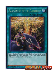 Banishment of the Darklords - DESO-EN034 - Secret Rare - 1st Edition