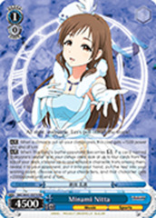 Minami Nitta [IMC/W41-E079SP SP (SIGNED FOIL)] English
