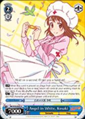 Angel in White, Kosaki [NK/W30-E081S SR (FOIL)] English