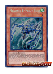 Meklord Emperor Skiel - Secret Rare - EXVC-EN094 on Ideal808