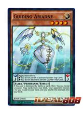 Guiding Ariadne - BOSH-EN036 - Super Rare - Unlimited Edition