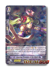 Dancing Princess of the Night Sky - BT07/030EN - R