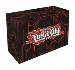 Konami Yugioh Trading Card Game ZeXal Logo Double Deck Box (Red) <Shonen Jump>