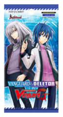 G-CMB01 Vanguard and Deletor (English) G-Comic Booster Pack