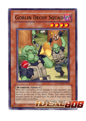 Goblin Decoy Squad - Common - CSOC-EN032 (Unlimited) on Ideal808