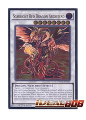 Scarlight Red Dragon Archfiend - DOCS-EN046 - Ultimate Rare - 1st Edition
