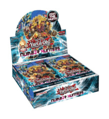 Number Hunters Booster Box (1st Edition)