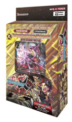 BFE-X-TD03 Thunderous Warlord Alliance (English) Future Card Buddyfight Trial Deck * Ships Oct.20