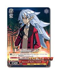 Werewolf Butler, Fenrich [DG/EN-S03-E093SP SP (SIGNED FOIL)] English