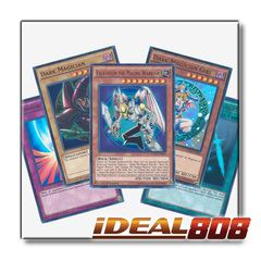 Yugi's Legendary Deck - 41-Card Battle City Deck (Deck Only) w/Valkyrion