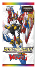 CFV-G-EB01 Cosmic Roar (English) Cardfight Vanguard G-Extra Booster Pack