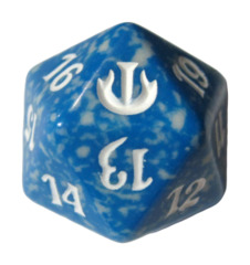 MTG Spindown 20 Life Counter - JOU Journey Into Nyx (Blue)
