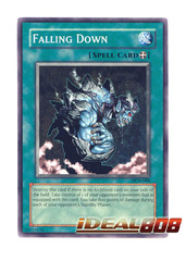 Falling Down - DCR-088 - Common - 1st Edition