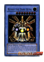 Reshef the Dark Being - TLM-EN033 - Ultimate Rare - Unlimited Edition